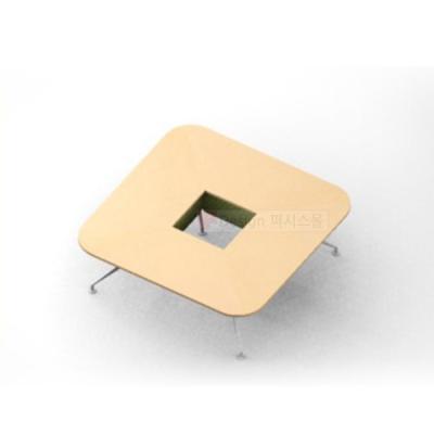 퍼시스 FRX 8인용 조합형 사무실 회의 테이블 CAR16M