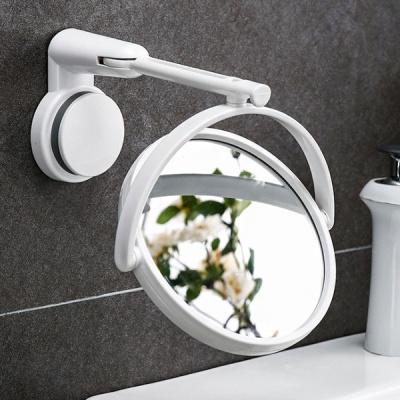 360도 회전 각도조절 3배 확대경 진공 흡착 양면거울