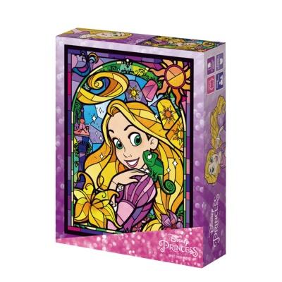글라스아트 라푼젤 150피스 직소퍼즐 D-A150-007
