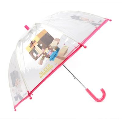 샌드박스 잠뜰 돔형 50 투명우산