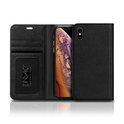 몽블랑 아이폰XS 플립커버 사피아노 뷰 핸드폰케이스