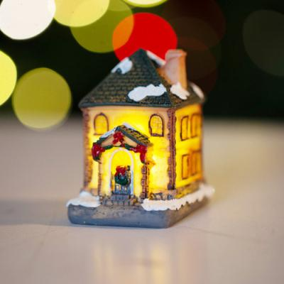 크리스마스 미니 하우스