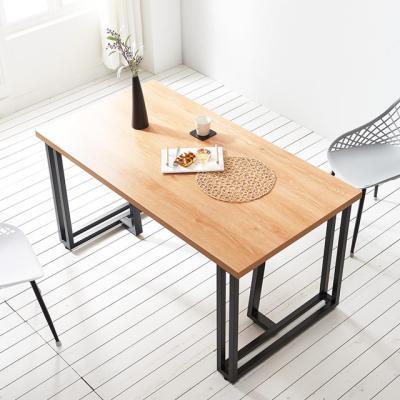 코디 1500 식탁 4인용 철제 카페 테이블