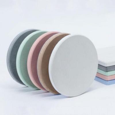 규조토 티 코스터 컵받침 4color 구조토 컵잔 받침대