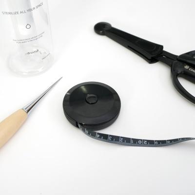 수예용 블랙 줄자 - 콤펙트형 (150cm)