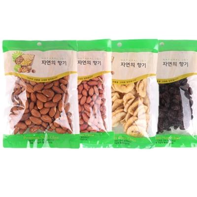 [Natural JOY] (아몬드,땅콩,바나나칩,건포도)x각1봉