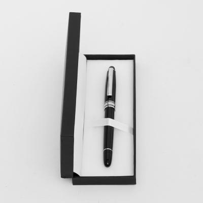 폴테일 리필 만년필 케이스세트(실버) (0.7mm/구부러
