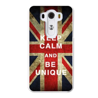 Keep Calm Union Jack(G3)