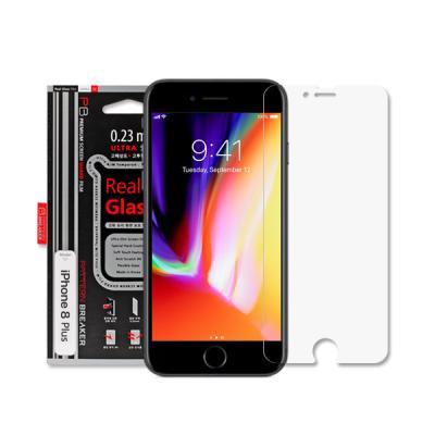 PB 아이폰8플러스 9H 액정파손방지 강화유리 보호필름