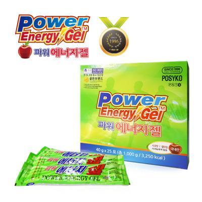 [파시코] 파워에너지젤(사과맛) 25개입