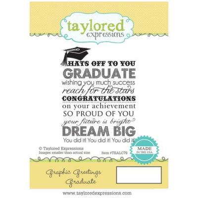 stamp graphic greetings graduate