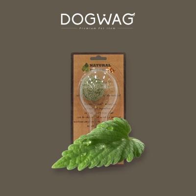 [도그웨그 DOGWAG] 고양이 마약! 캣닢캔디