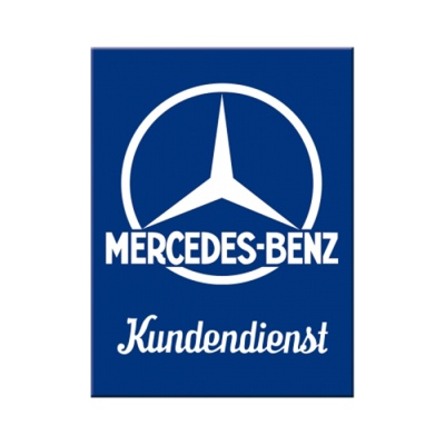 노스텔직아트[14372] Mercedes-Benz - Kundendienst