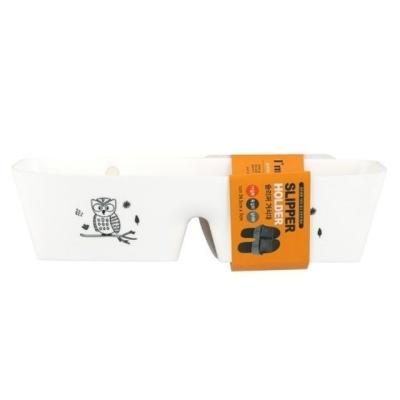 명작 부착식 거치대(화이트) 거실화 욕실화 실내화