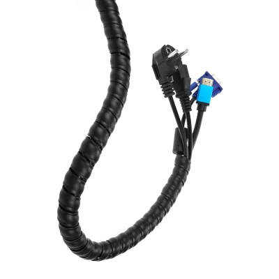 케이블 전선 정리 튜브 / 랜선 배선 선정리기 LCIH137