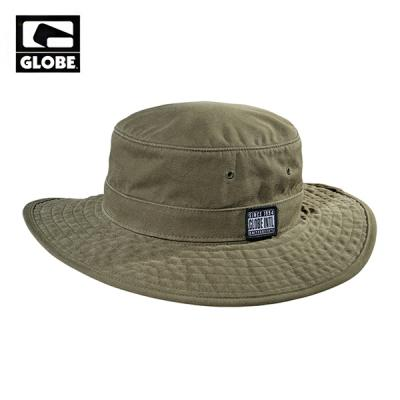 [GLOBE] ICOULDBRA WIDE BRIM HAT (OLIVE)