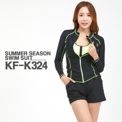 쿠기 여성 래쉬가드 KF-K324