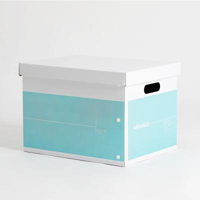 ARRANGE 민트 정리함 트렁크 (2p)