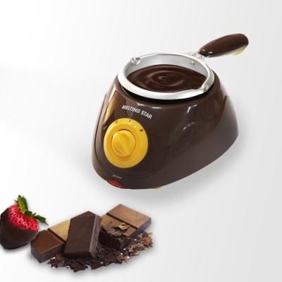 초콜릿중탕기 멜팅스타 - 1구 브라운