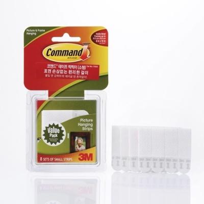 [3M] 코맨드고리걸이테이프 17205 (소형) [개/1] 110403