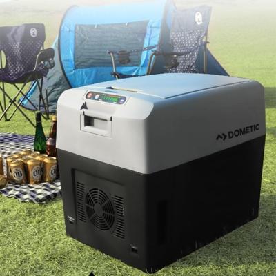 도메틱 AC DC 겸용 캠핑용 35L 냉온겸용 냉장고 TC-35