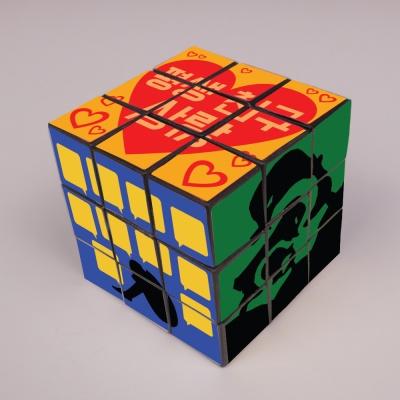 폭력예방 큐브 만들기 놀이(30인용)