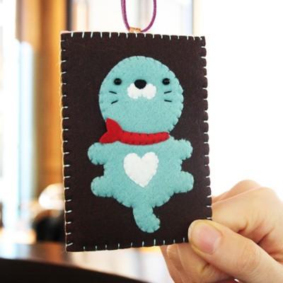 슈달이 카드목걸이 - mint