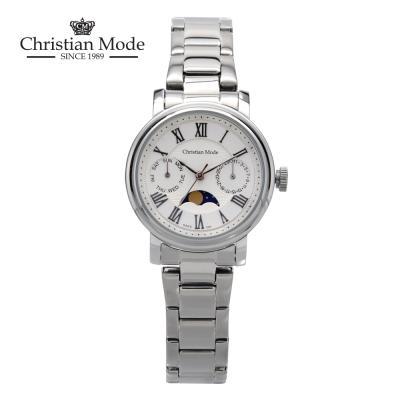 크리스챤모드 커플 문페이즈 시계 (여성용)
