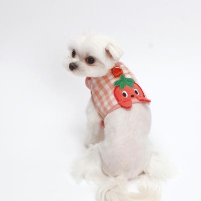 잼잼 까꿍 하네스 (딸기)