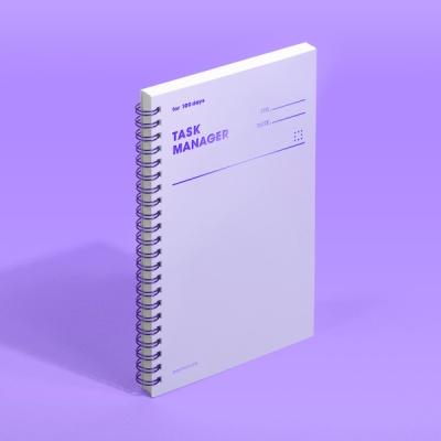 [모트모트] 태스크 매니저 100DAYS - 바이올렛 (1EA)