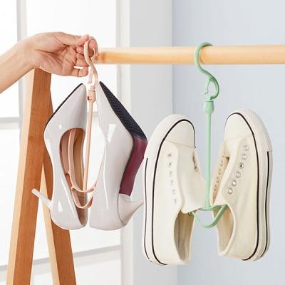 신발건조옷걸이