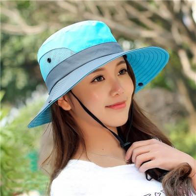 썬세이드 아웃도어 등산 모자(여성용)