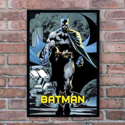 160011 배트맨 - 클래식 만화 포스터
