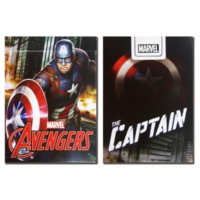 마블 캡틴아메리카 캐릭터덱 카드[Jl-02]