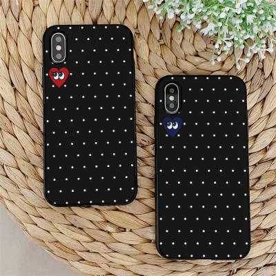 아이폰8 Heart Dot 카드케이스