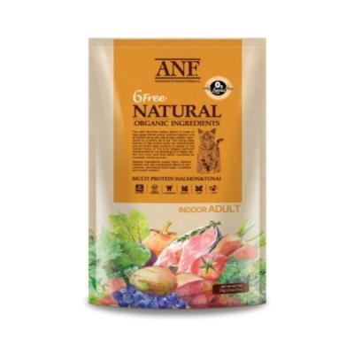 ANF 6Free 캣 인도어 어덜트 2kg 고양이사료