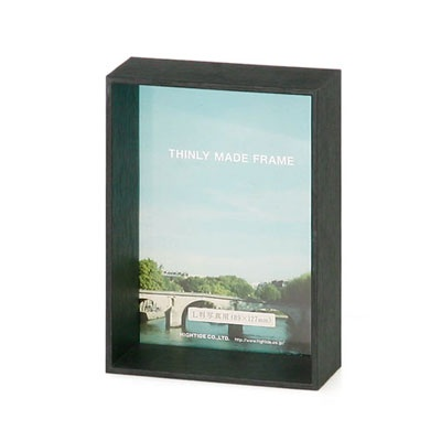 하이타이드 [JF037] PHOTO FRAME 9*13- BLACK