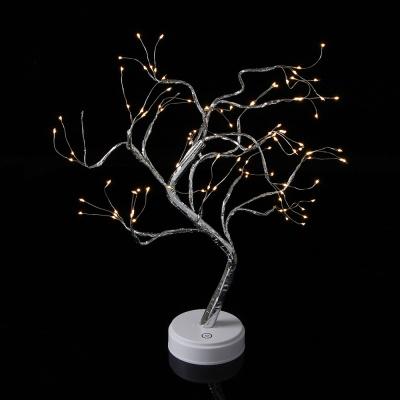 LED 인테리어 무드등(실버)