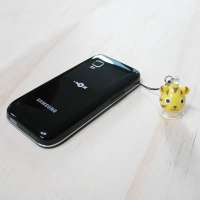 [grinb] 이끼루 스탠드 핸드폰줄