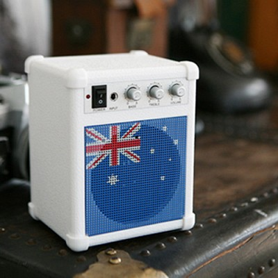 USB 미니 앰프 스피커(3W) - 오스트레일리아