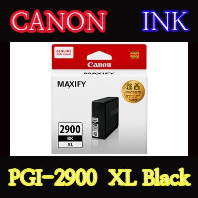 캐논(CANON) 잉크 PGI-2900 / XL Black / 대용량 / PGI2900 / iB4090 / MB5090 / MB5390