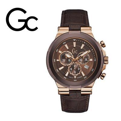 Gc(지씨) 남성 가죽시계 Y23009G4L 공식판매처