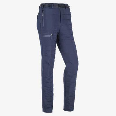 Winter MAN 기모 안감 포켓 Padding pants 3color