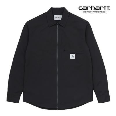 칼하트WIP L/S Colewood Shirt (Black)