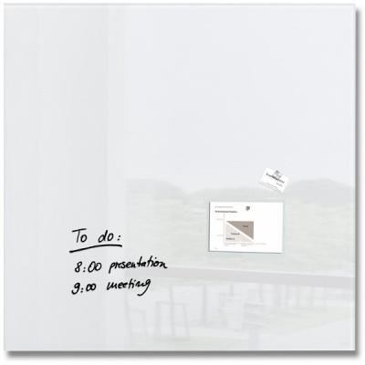 [Sigel] 100x100cm...특수 안전 유리의 인테리어 디자인보드-독일 지겔 마그네틱 글라스보드 GL201