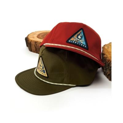 [히피트리] Bonfire Hat - Brick