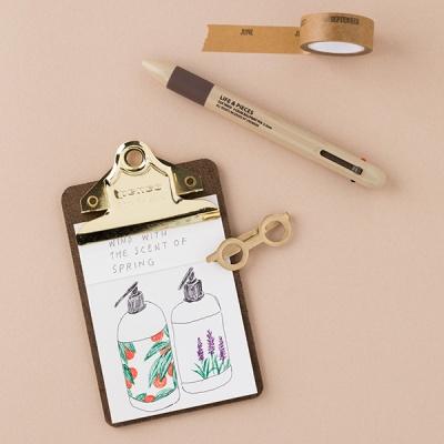 LIFE & PIECES 4색 볼펜 리필심 0.5mm (10종)
