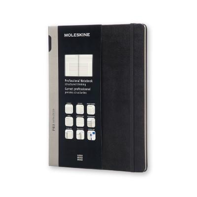 몰스킨 프로페셔널 노트/블랙 하드 XL 몰스킨 (몰스킨)