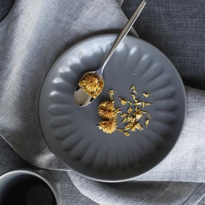 케라미카 바뎀 접시 소 - 6color