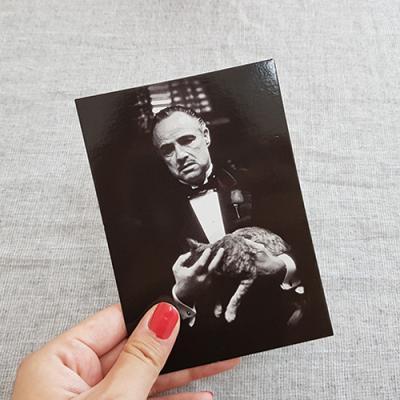 [PYRAMID] 대부(The Godfather) 엽서